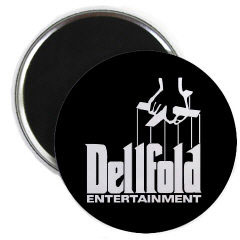Dellfold Entertainment magnet