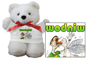 Wodniw teddy bear